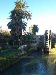 Noria Alcantarilla Murcia 225x300 La noria y el acueducto romano de Alcantarilla