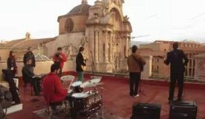 Nowhere Band 300x174 Como los Beatles... tocando en una terraza de Murcia