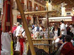 Bando de la Huerta 300x225 Bando de la Huerta 2015 Fotos. Murcia celebra su fiesta