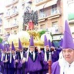 Salzillo sale a las calles de Murcia. Viernes Santo