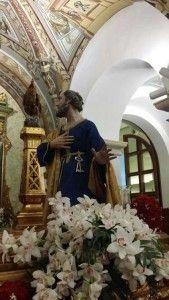 El Carmen Semana Santa Murcia Miercoles Santo 169x300 Los Coloraos del Barrio del Carmen. Semana Santa en Murcia
