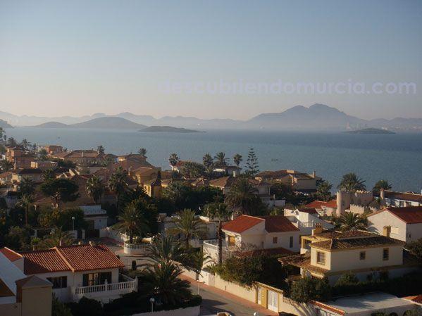 Mar Menor Mar Menor. Historia, pescadores, productos, islas...