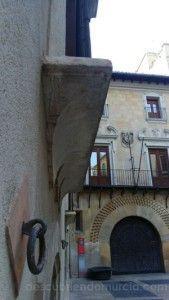 Palacio Fontes Murcia 169x300 Palacio de los Fontes en la ciudad de Murcia