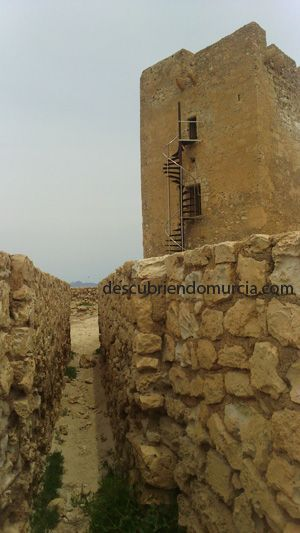 Aguilas 1 Águilas, cabo Cope, isla del Fraile en la Región de Murcia