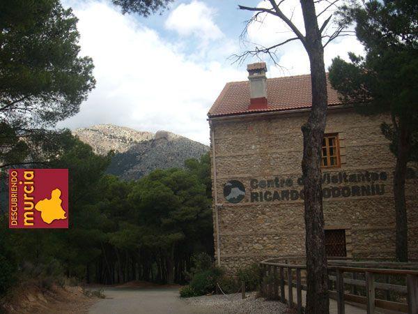 Centro Visitantes ricardo codorniu Actividades Naturales Septiembre 2015 Espacios Naturales Murcia