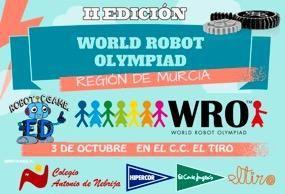 WRO World Robotics Olympiad World Robot Olympiad WRO llega a la Región de Murcia