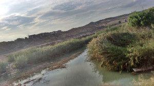 Contraparada rio Segura Murcia 300x169 Parado el proyecto de entubación del Río Segura