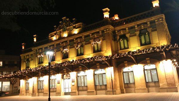 Estacion Zaraiche Murcia Zaraiche, una desconocida estación de tren en el centro de Murcia