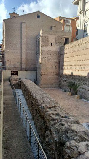 Murcia muralla Jaime I reconquista Murcia hace 750 años