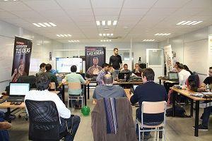 HASH CODE Google Hash Code de Google en la Región de Murcia