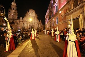 Cofradia Cristo de la Salud Murcia Semana Santa Cofradía de la Salud Murcia. Andaluces, estudiantes y monárquicos