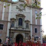 Los Coloraos. Iglesia del Carmen. Año 2015
