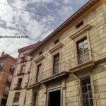 Edificio de la Inquisición, Zabálburu y Hotel Victoria de Murcia