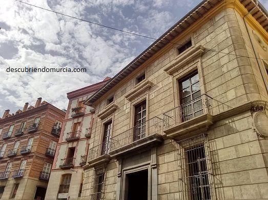 Inquisicion Murcia Historias del edificio de la Inquisición en Murcia