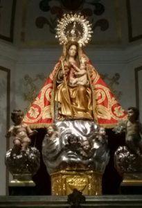 Santa Maria La Real Aledo 205x300 Aledo, la Orden de Santiago, su torre y los arrecifes de coral