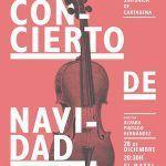 Auditorio El Batel Cartagena. Programación Diciembre 2016