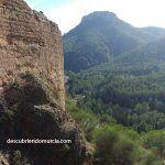 ruinas del Portazgo y La Asomada, Murcia.