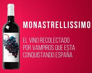vinissimo Monastrellissimo, el vino de los vampiros fans de Chiquetete