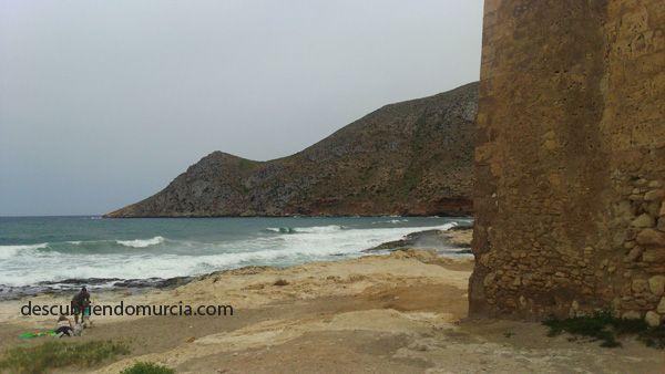 Cabo Cope Cabo Cope en Águilas y su torre infinitamente asediada por los piratas