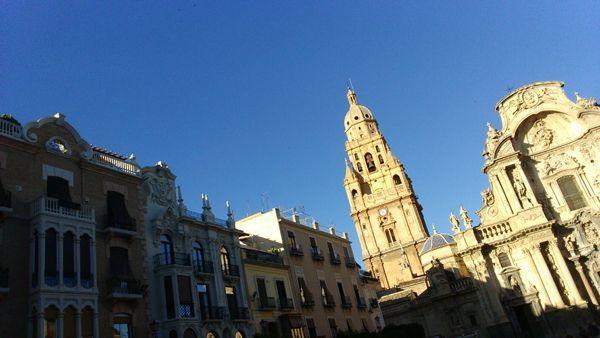 Catedral Murcia Visitas históricas y teatralizadas a la ciudad de Murcia