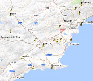 Fosas guerra civil murcia cartagena 300x261 Fosas y víctimas de la Guerra Civil en Región de Murcia