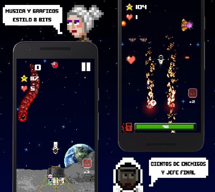 Mama quiero ser astronauta android Mamá, Quiero Ser Astronauta, un juego made in Murcia