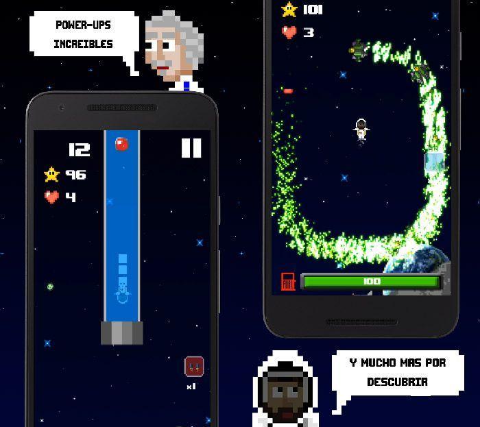 mama quiero ser astronauta Mamá, Quiero Ser Astronauta, un juego made in Murcia
